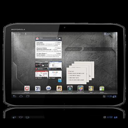 Product Image - Motorola Xyboard 10.1 with WIFI  16 GB