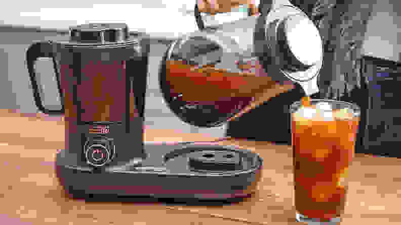 Dash Rapid makes the fastest cold brew coffee