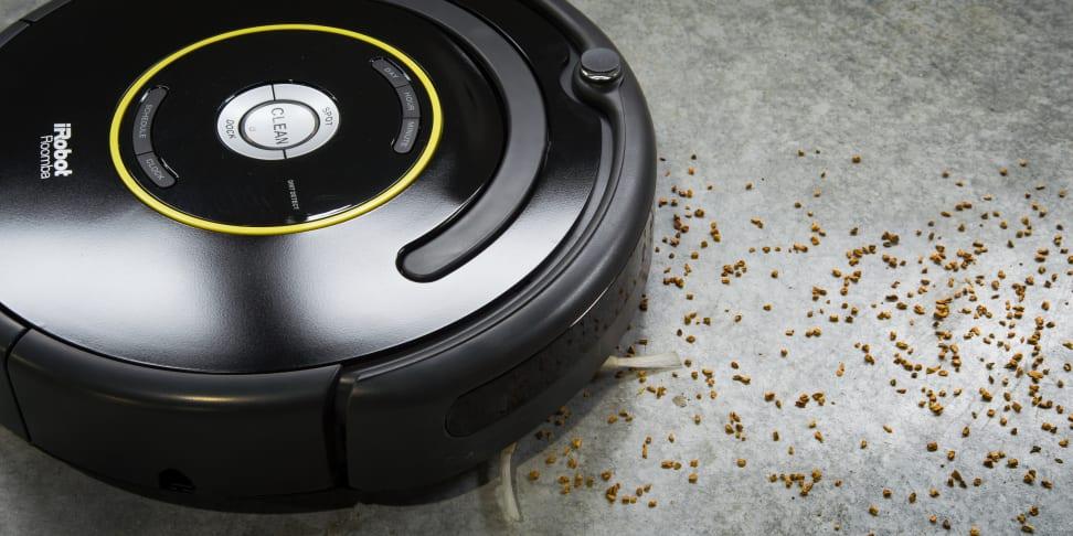 Irobot Roomba 650 Robot.Irobot Roomba 650