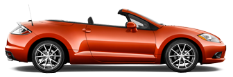 Product Image - 2012 Mitsubishi Eclipse Spyder GT