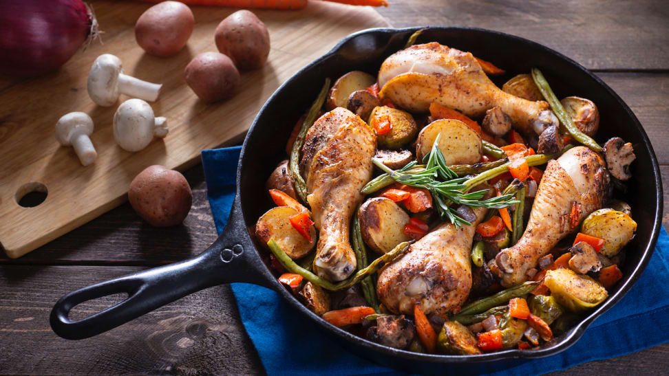 The Best Cast-Iron Skillets
