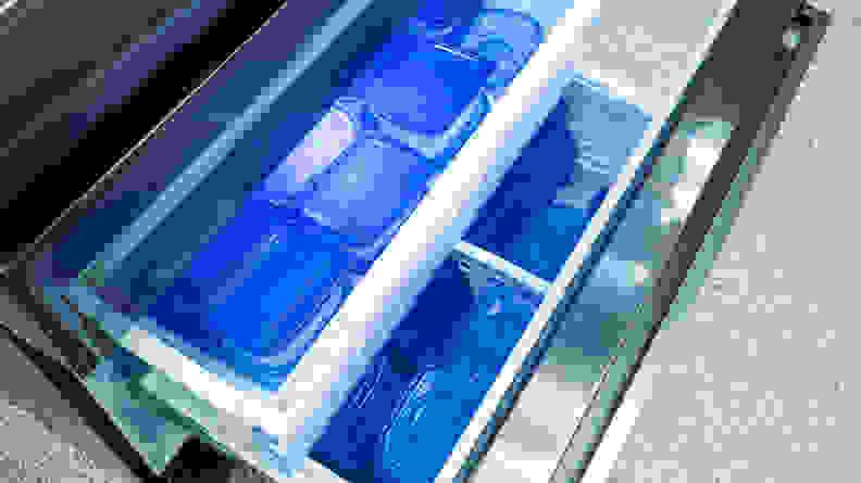 Samsung-refrigerator-RF23M80770SG-freezer