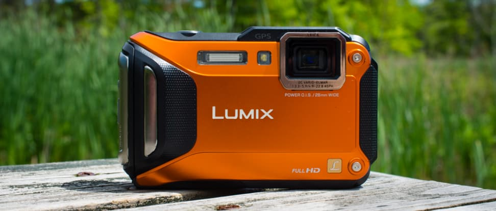 Panasonic LUMIX TS5 First Impressions Review - Reviewed Cameras