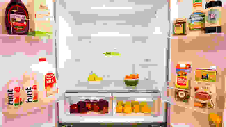 Frigidaire FFBN1721TV French door refrigerator —