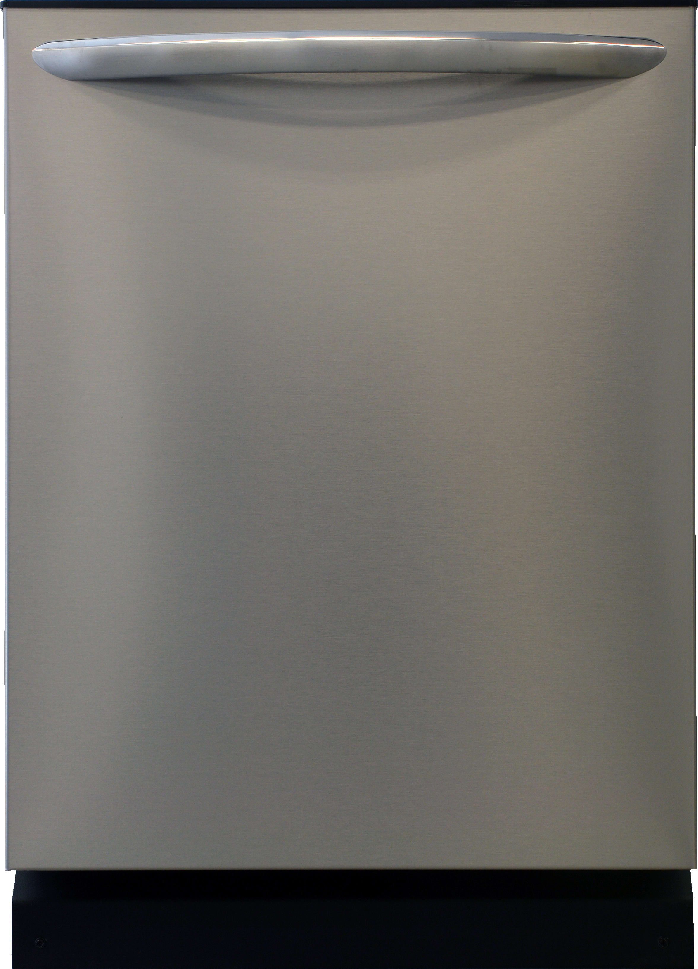 Frigidaire Gallery FGID2466QF stainless steel front
