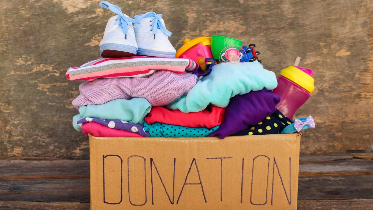 11 organizations that will pick up your donations