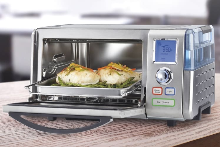 Can You Steam Food In Microwave