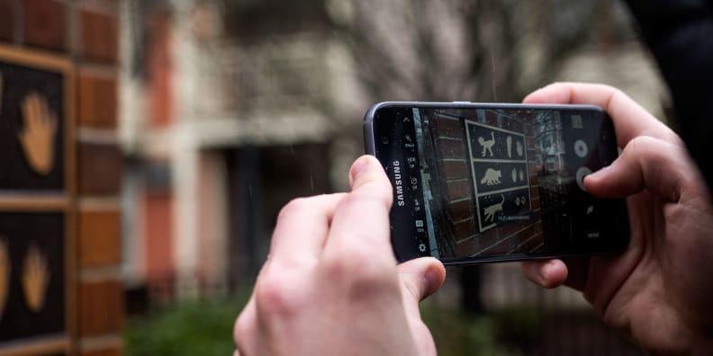 Samsung Galaxy S7 Camera