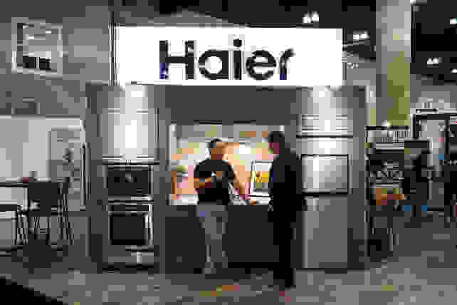Haier Compact Kitchen