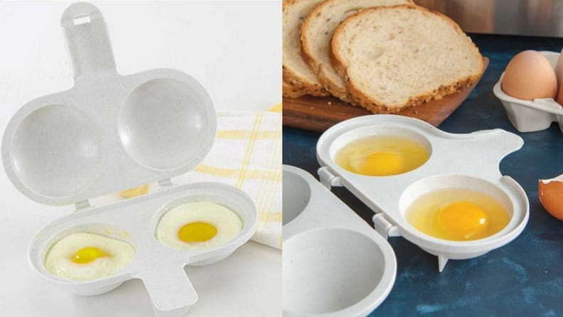 Nordic Ware Egg Poacher.