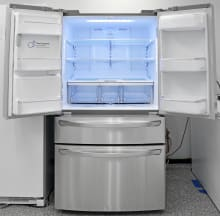 LG LMXS30786S Interior