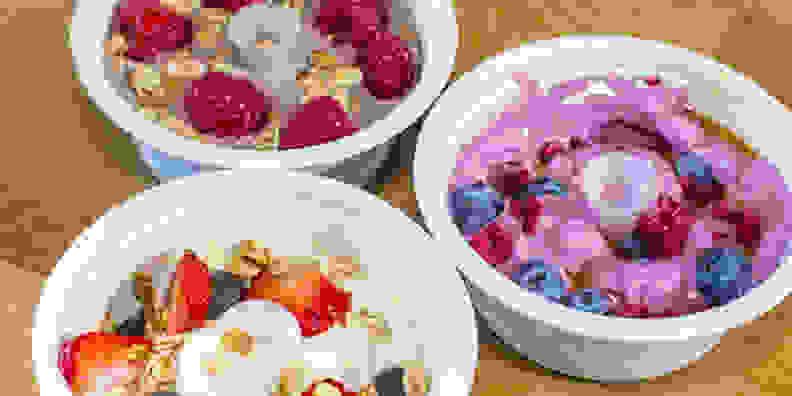 Yogurt-can-be-frozen-make-froyo