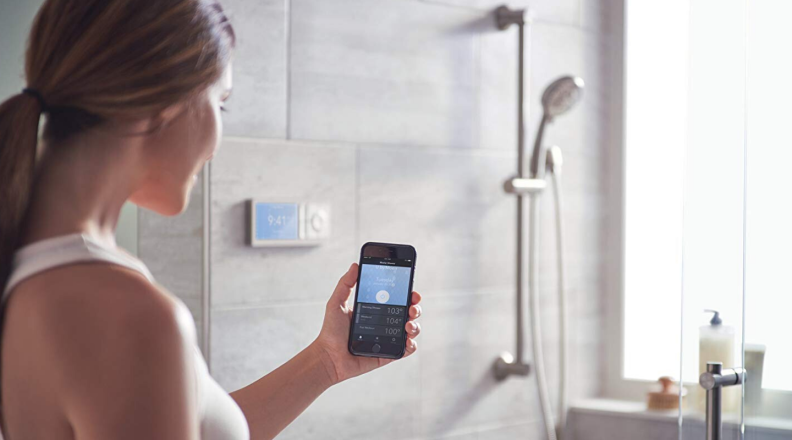Moen Shower Smart Bathroom Controller