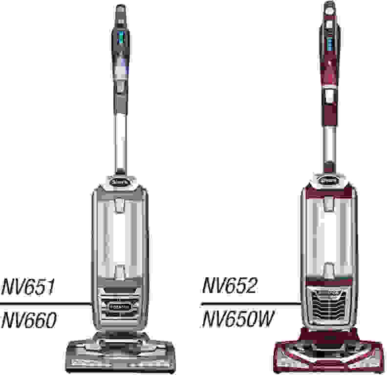 Recalled Shark Vacuums