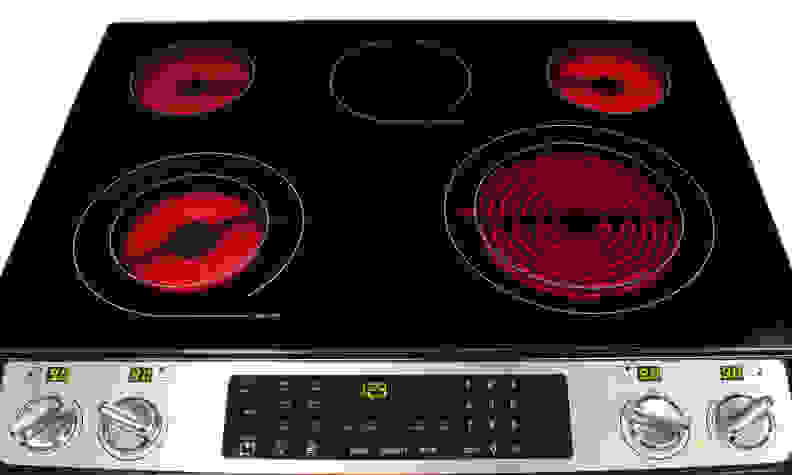 The rangetop excelled in our tests.