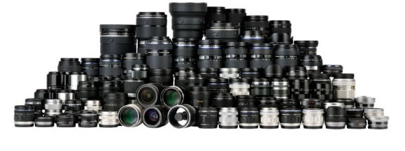 Oly lenses