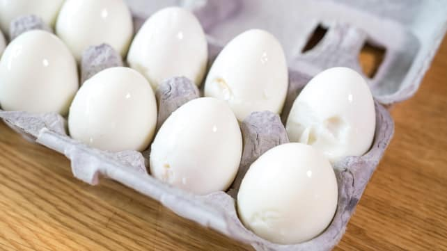 Boiled Eggs - Cold Start