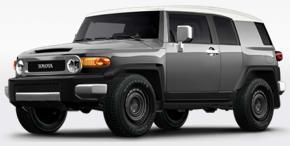 Product Image - 2012 Toyota FJ Cruiser 4x2 AT
