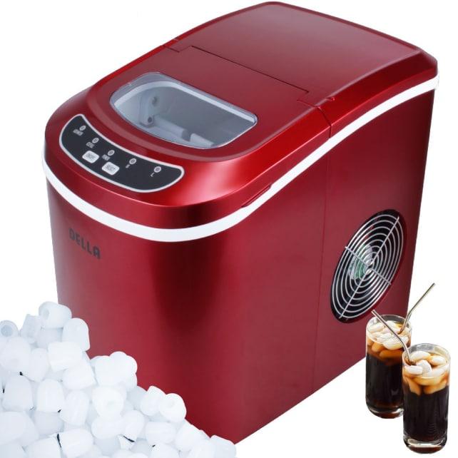 Della Portable Electric Ice Maker