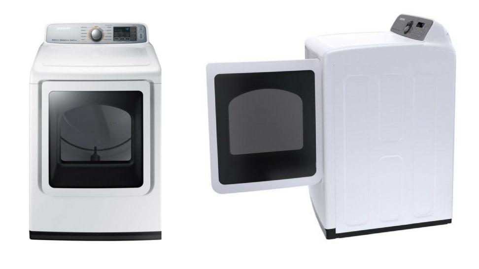 Samsung DVE50M7450W dryer
