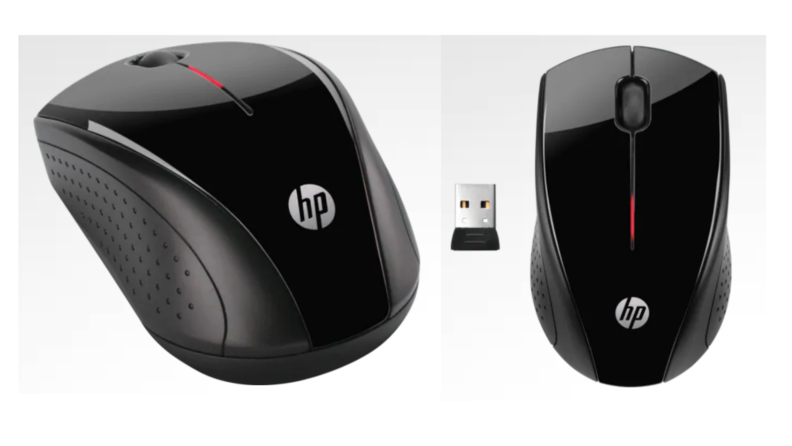An image of a wireless mouse.