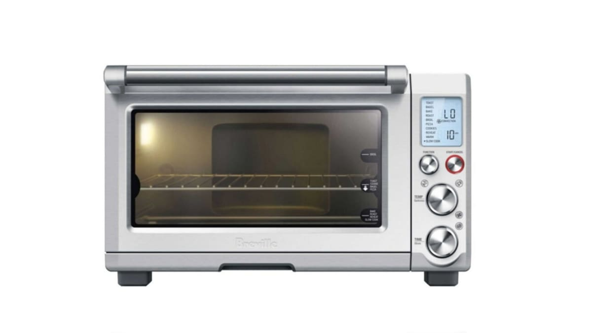 Breville Smart Oven Pro Toaster Oven Review