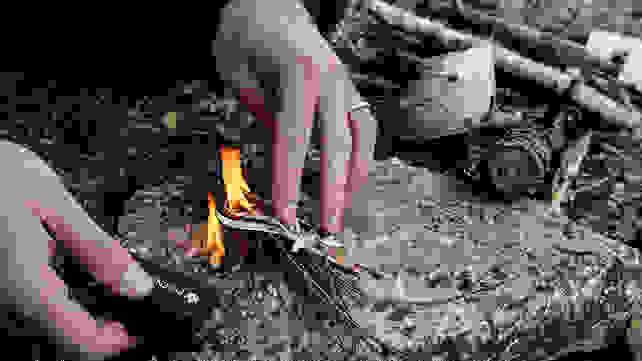 The Friendly Swede Magnesium Flint Fire Starter
