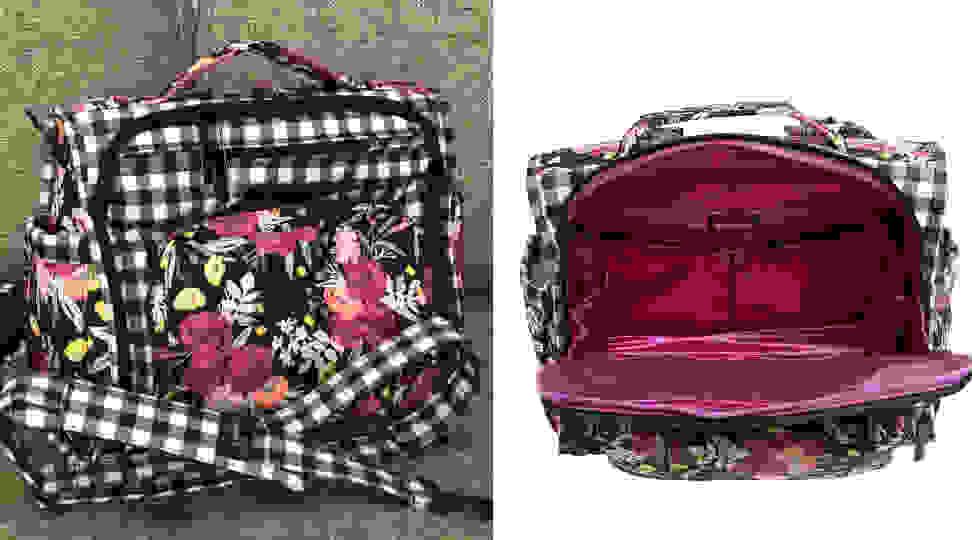 Ju-Ju-Be B.F.F. diaper bag