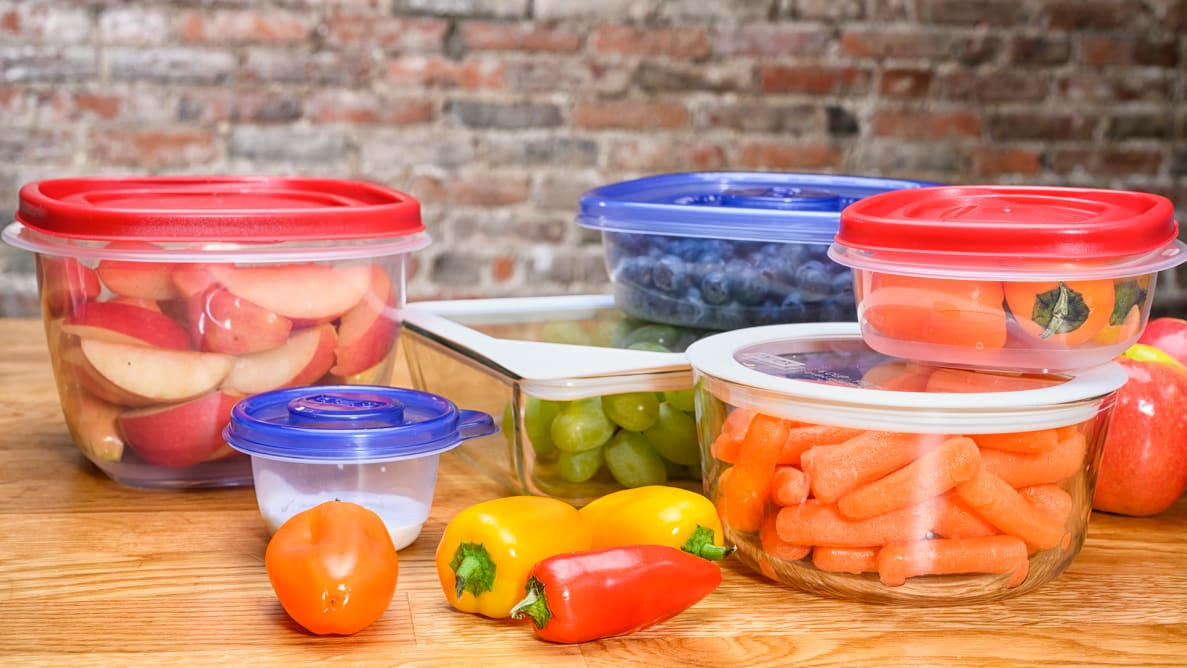 The Best Food Storage Containers of 2020 - Reviewed Home & Garden