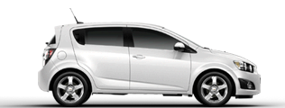 Product Image - 2013 Chevrolet Sonic Hatchback LTZ Automatic