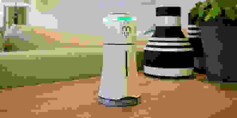 Smalt Salt Shaker