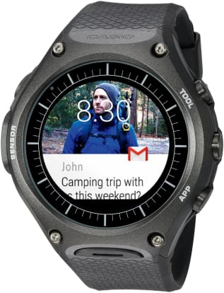 Product Image - Casio WSD-F10 Smart Outdoor Watch