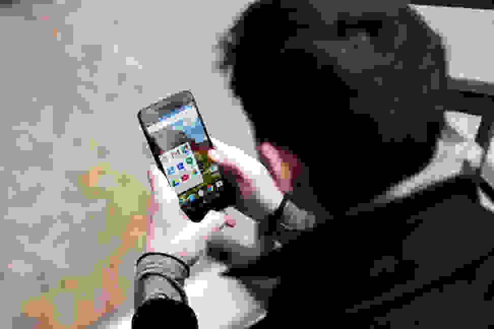 Nexus 6P In Use