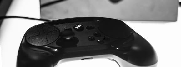 Valve steam controller console hero