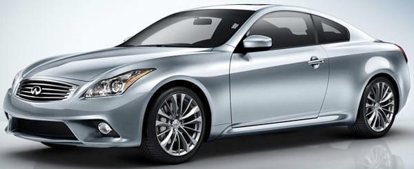 Product Image - 2013 Infiniti G37x Coupe
