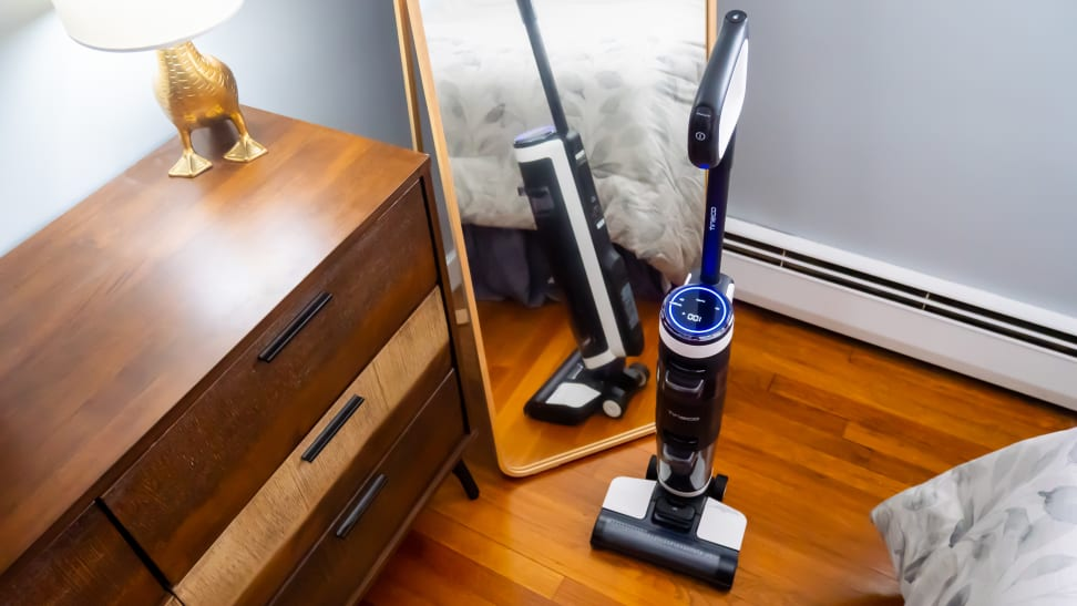 The Tineco Floor One S3 is a 3-in-1 floor cleaner.