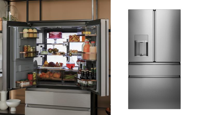 GE fridge 7