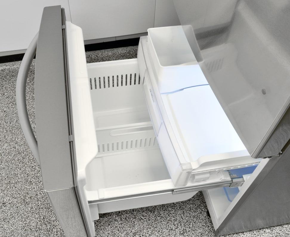 LG LDC24370ST Freezer