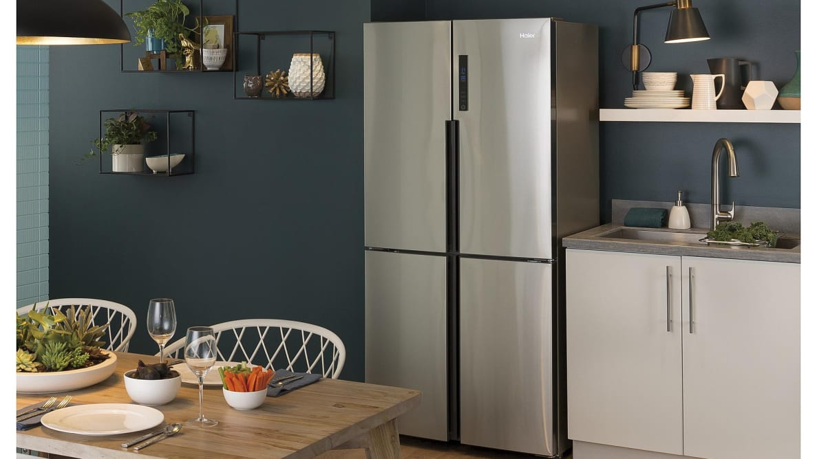 Haier's HRQ16N3BGS refrigerator