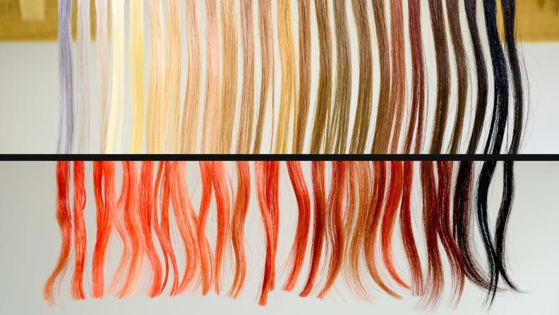 Overtone Hair Strips
