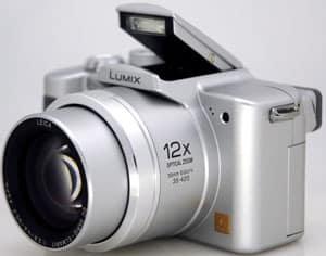 Product Image - Panasonic Lumix DMC-FZ3