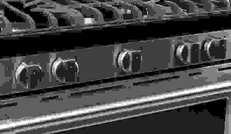 Frigidaire FPGF3077QF Rangetop Controls