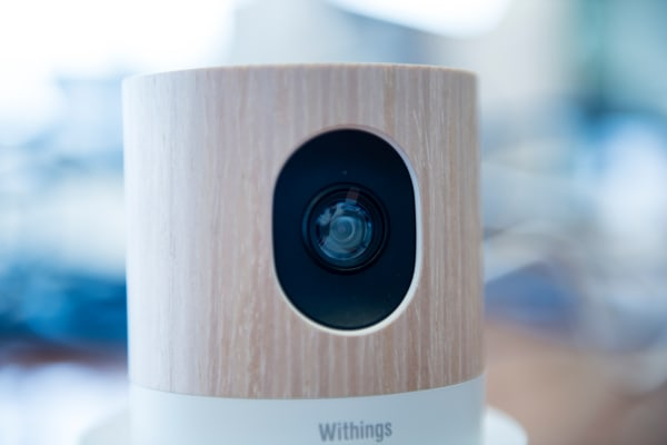 The Withings Home camera