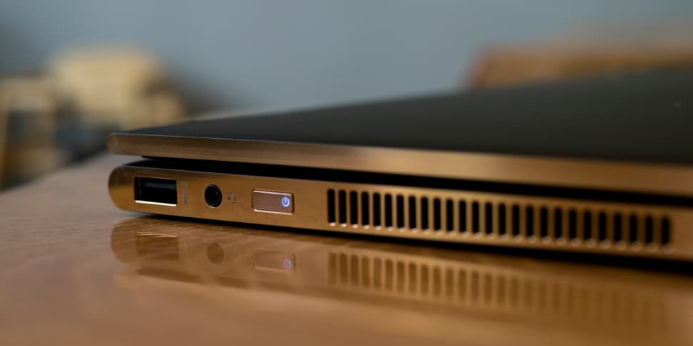 HP Spectre X360 15-inch USB Port