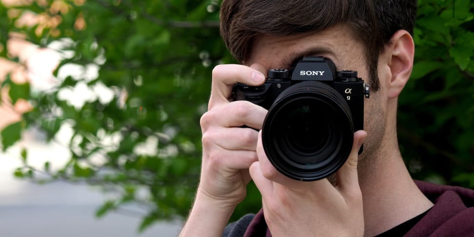 The Sony A9 is an incredible, world-beating camera.