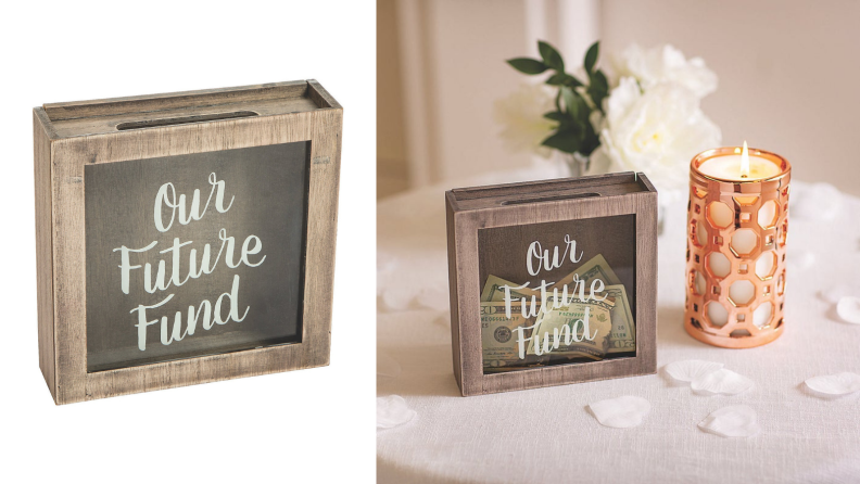 Best engagement gifts: Future Fund Box