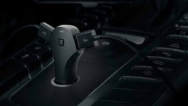 nonda ZUS Connected Car App Suite & Smart Car Charger