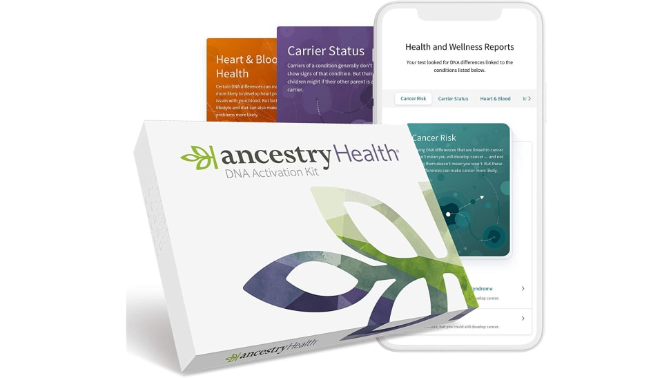 I tried AncestryDNA's genetic health screening feature—here's what happened