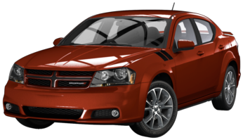Product Image - 2013 Dodge Avenger R/T