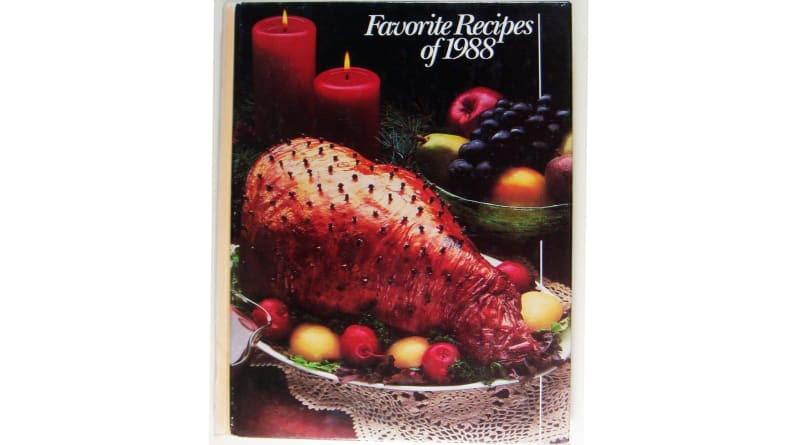 Favorite Recipes of 1988